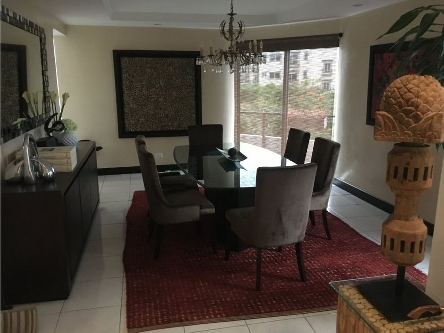 penthouse en los laureles escazu