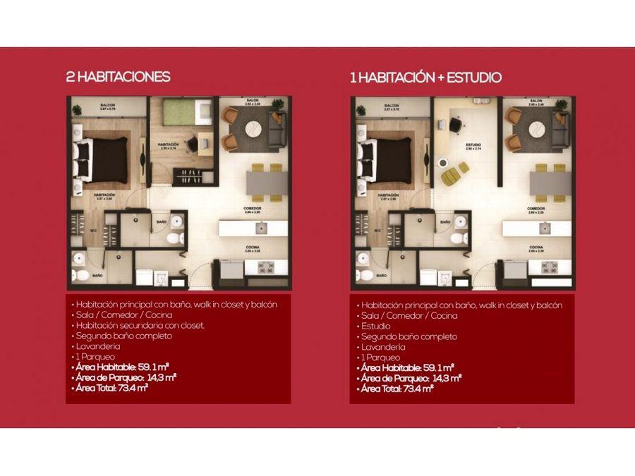 apartamentos perzonalizados rohmoser pavas