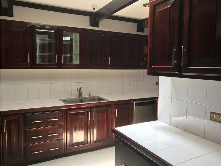 casa en venta en san pedro los yoses