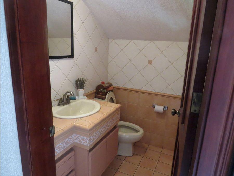 casa en venta en escazu trejos montealegre