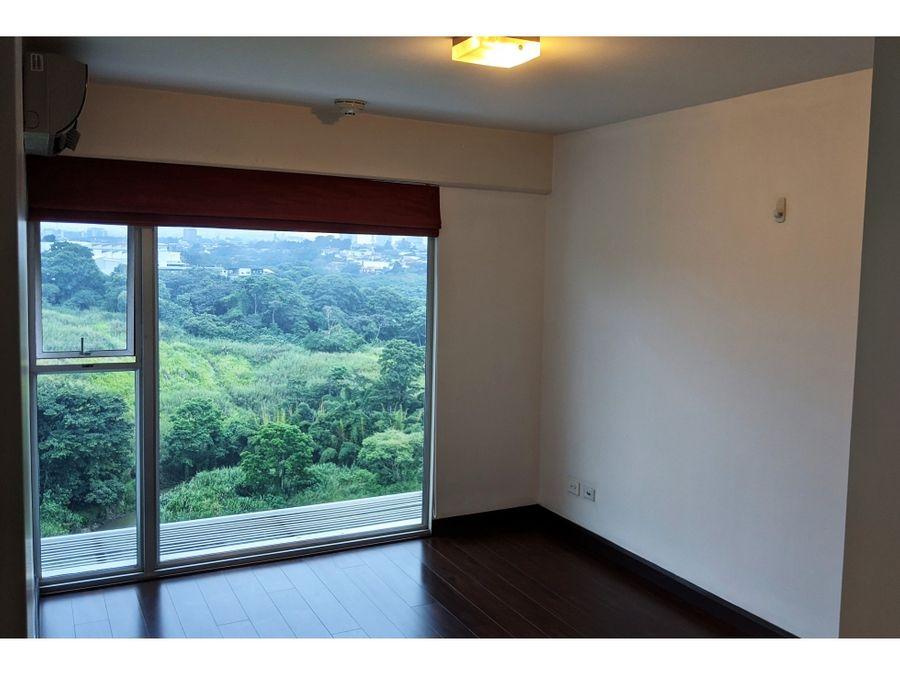 apartamento en la sabana con excelente vista