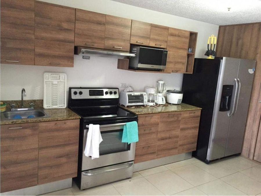 apartamento en venta en costa linda playa jaco
