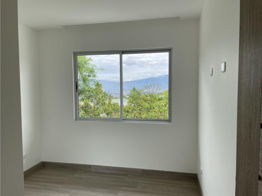 moderno condominio en escazu