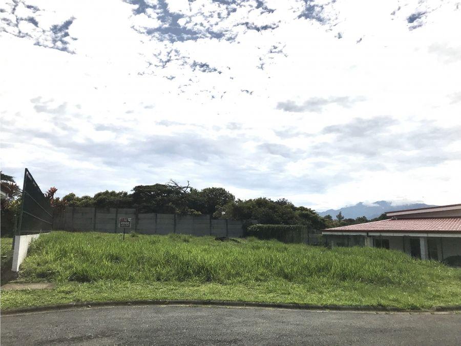 venta de terreno en condominio el coyol la garita alajuela