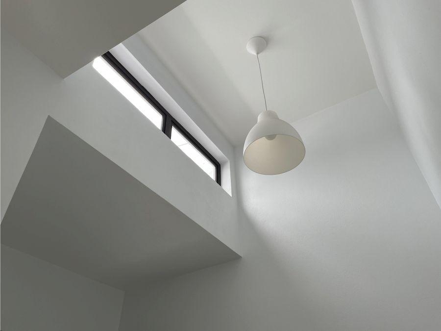 moderna casa de una planta en tacares grecia
