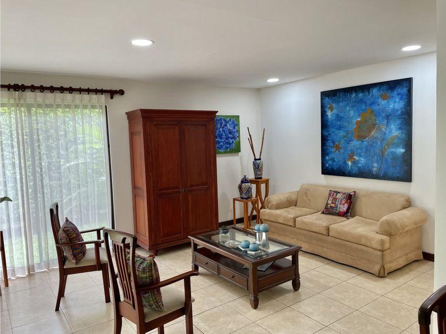 casa en venta o alquiler santa ana lindora