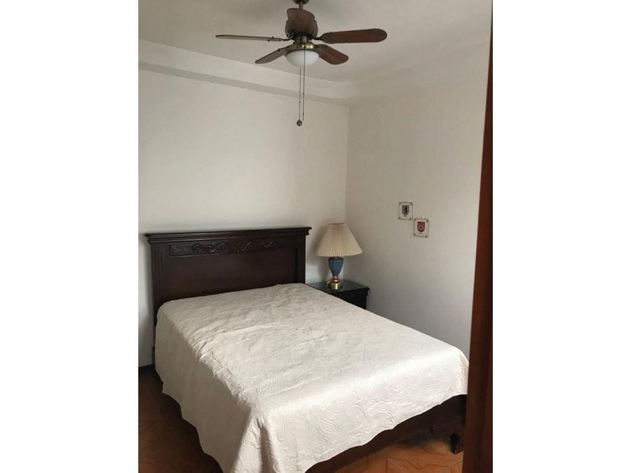acogedor apartamento 2 habitaciones trejos montealegre