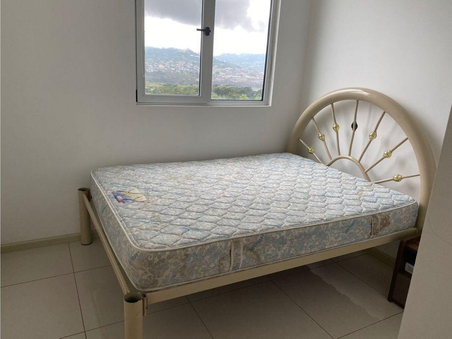 alquiler de apartamento en condominio bambu lagunilla de heredia