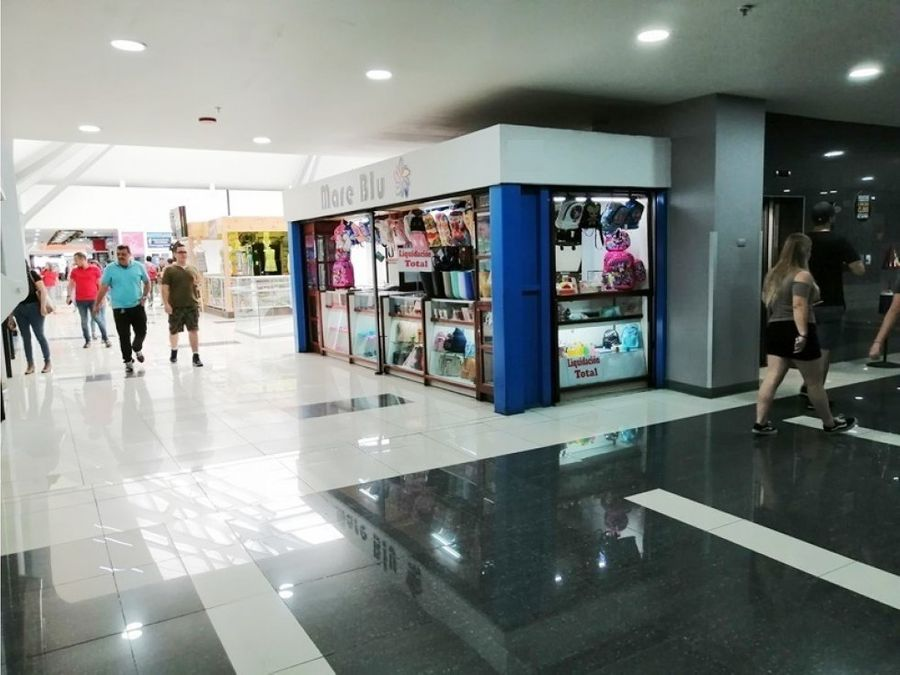 alquiler de varios locales mall san pedro