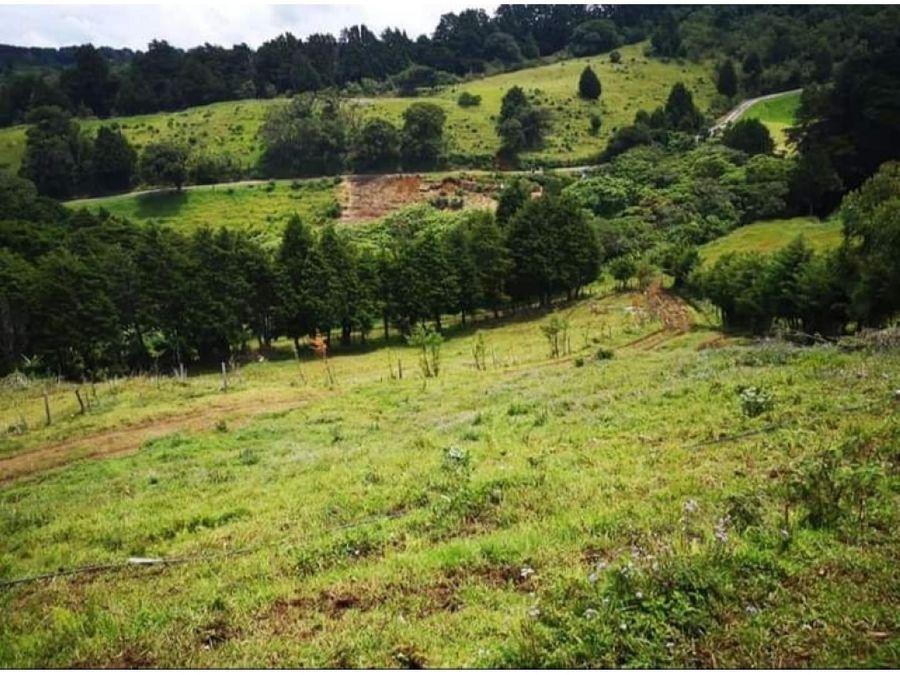 terrenos en venta desde 500 m2 en san isidro de heredia