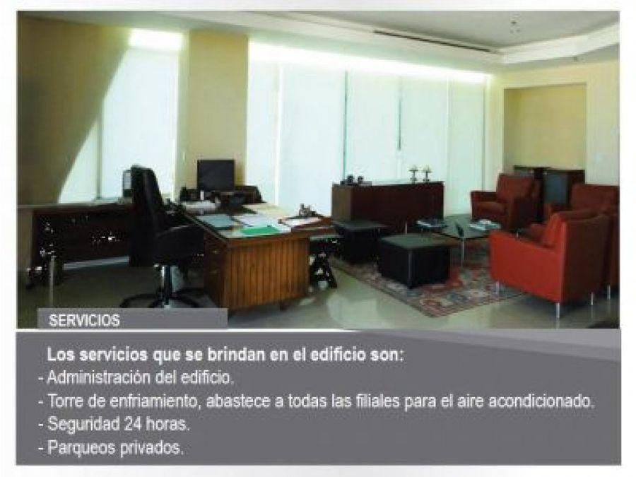 oficina para alquiler o venta en moderno edificio en escazu
