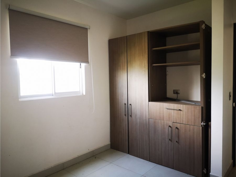 amplio apartamento con finos acabados en remate bancario