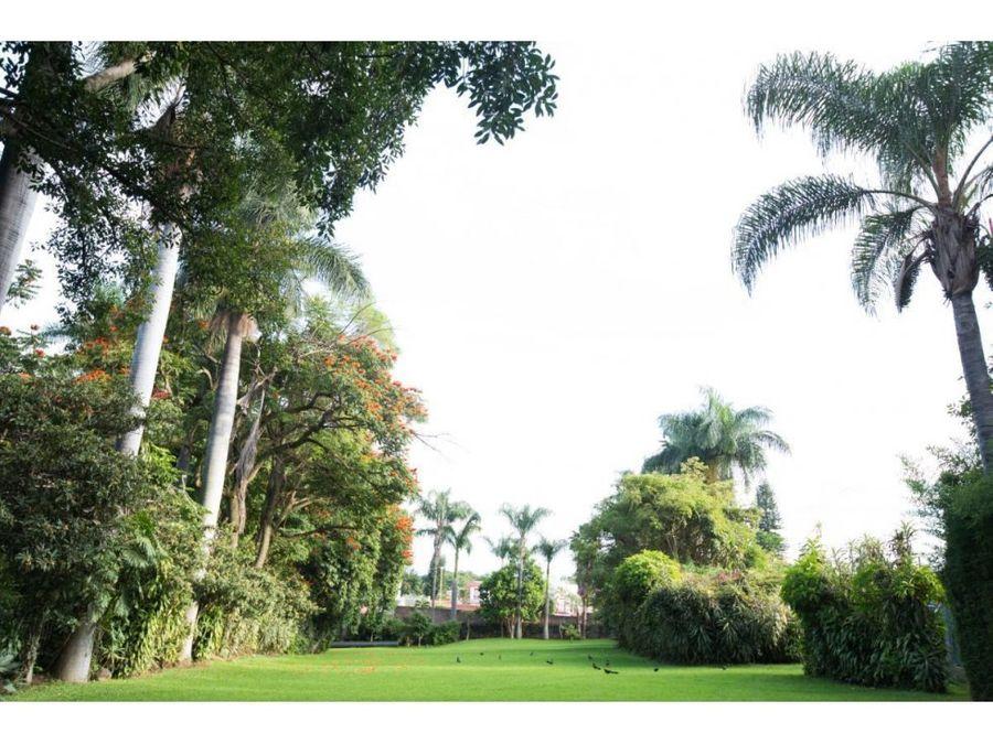 en remate hotel jacarandas cuernavaca como terreno