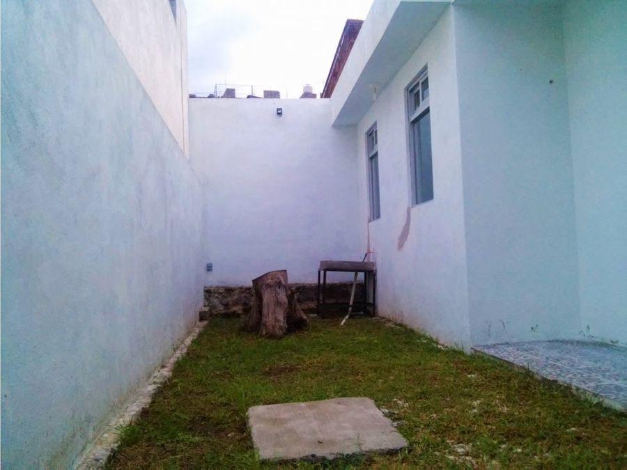 casa en renta en tepehitec a 3 min de la central camionera tlaxcala