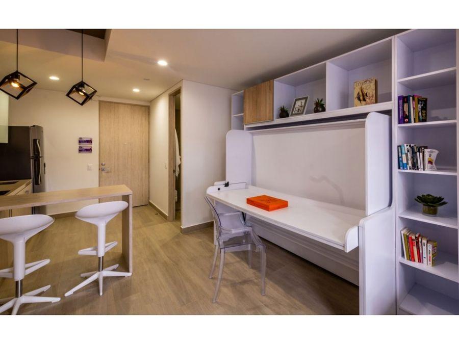 apartaestudio tipo loft