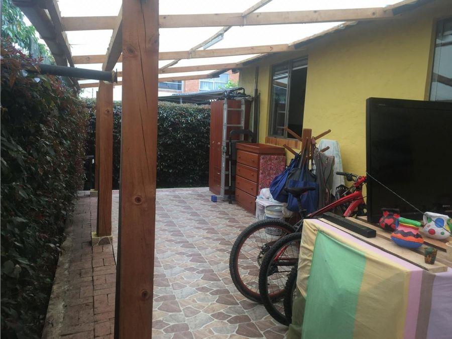 oportunidad se vende casa campestre en cajica