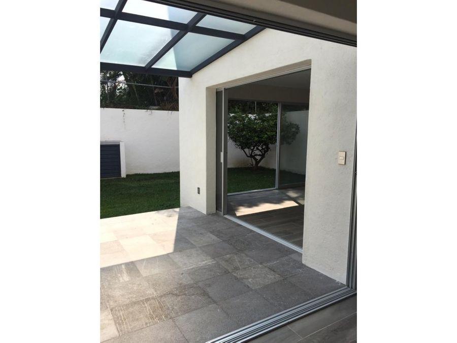 casa para estrenar estilo minimalista jiutepec