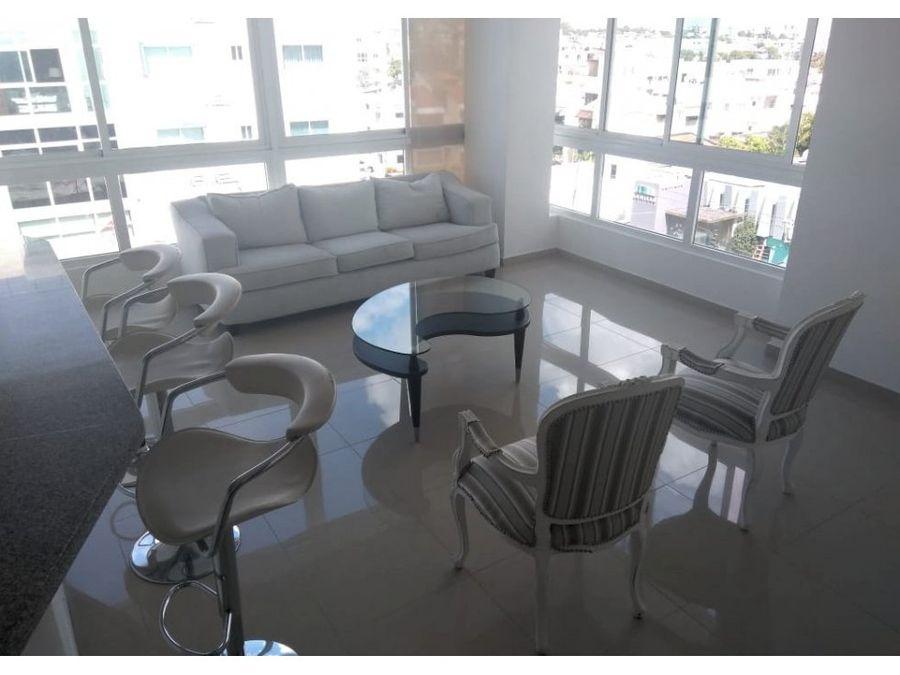 venta de apartamento urbanizacion fernandez dn