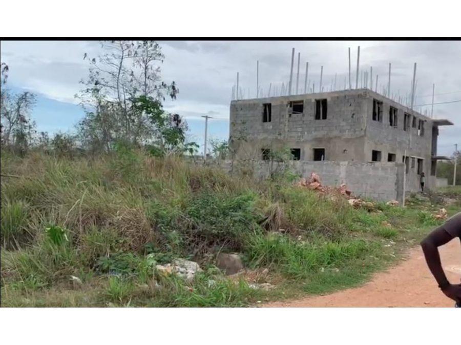 venta de terrenos 1260 mts2 autopista san isidro a las cabanas