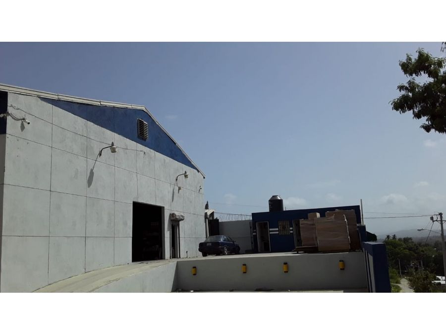 alquiler nave industrial km 14 autopista duarte