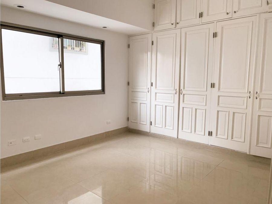 alquiler apartamento bella vista santo domingo d n