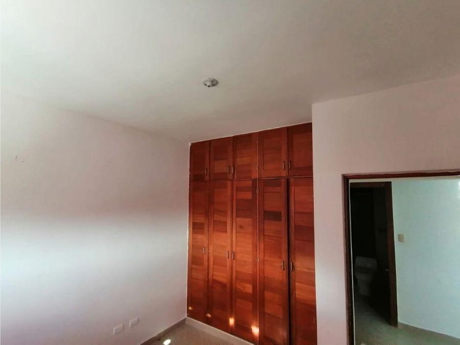 alquilo hermoso apartamento sector la julia santo domingo d n