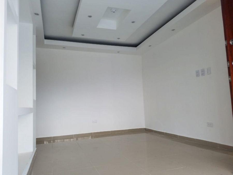 vendo 2 apartamento nuevos residencial amapola sde