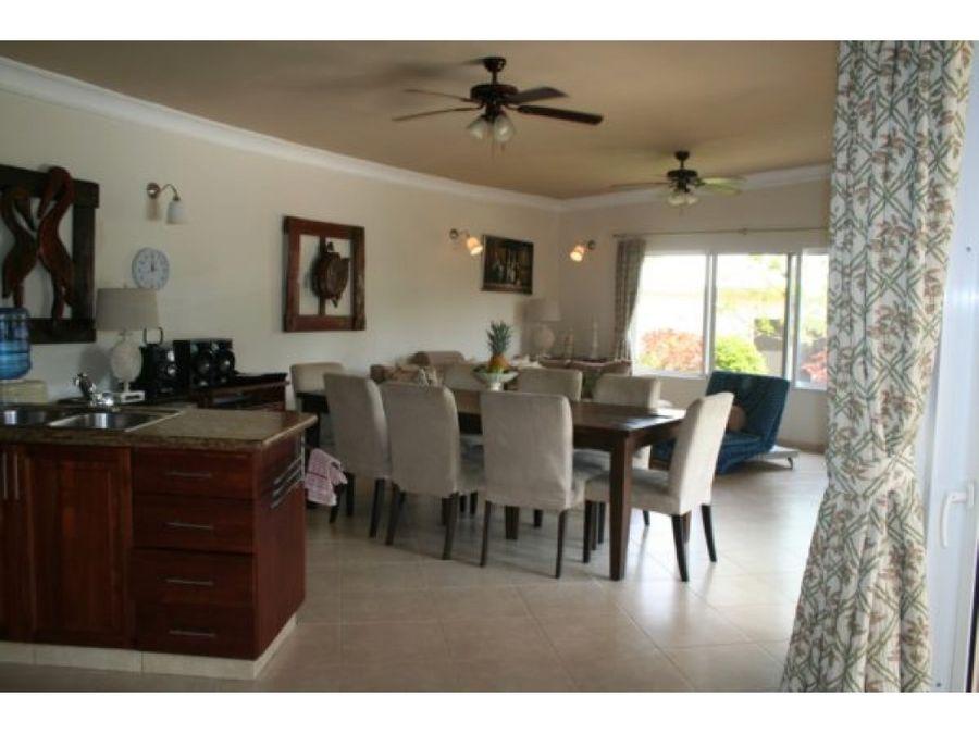 vendo villa localizada en la fase 5 del residencial de casa linda