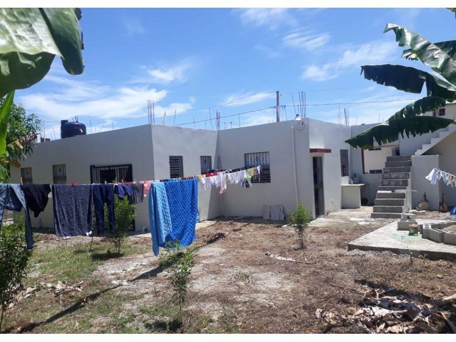 venta de casa nagua maria trinida sanchez