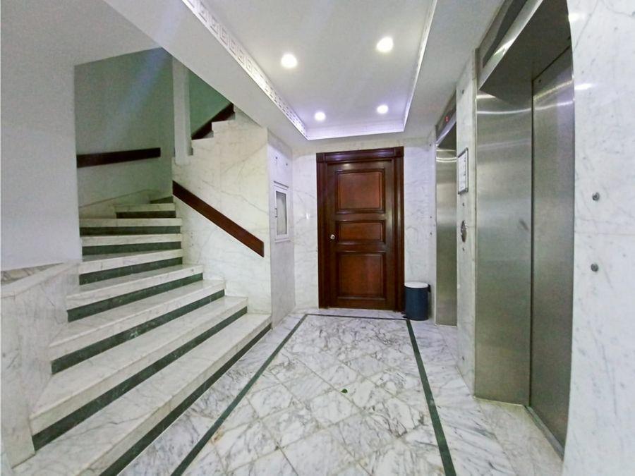 venta de apartamento amueblado 262mts2 malecon d n