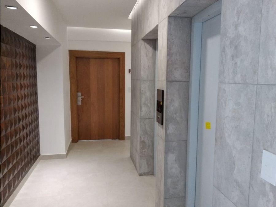 vendo elegante pent house nuevo a estrenar naco d n