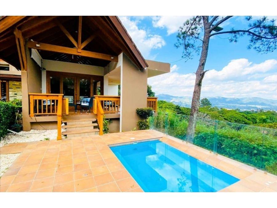 renta de villa en jarabacoa sky village us380