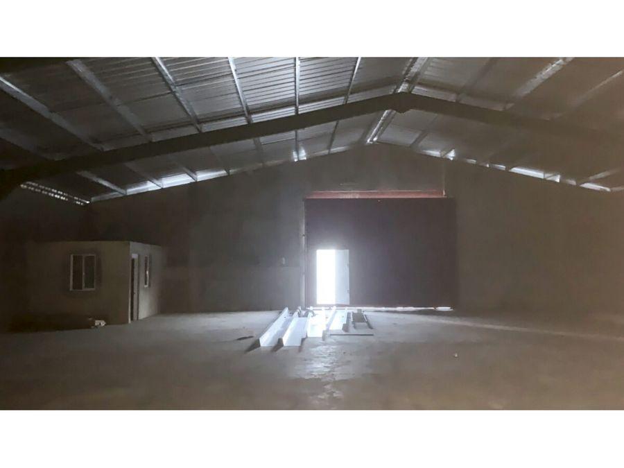alquiler nave industrial av jacobo majluta santo dgo