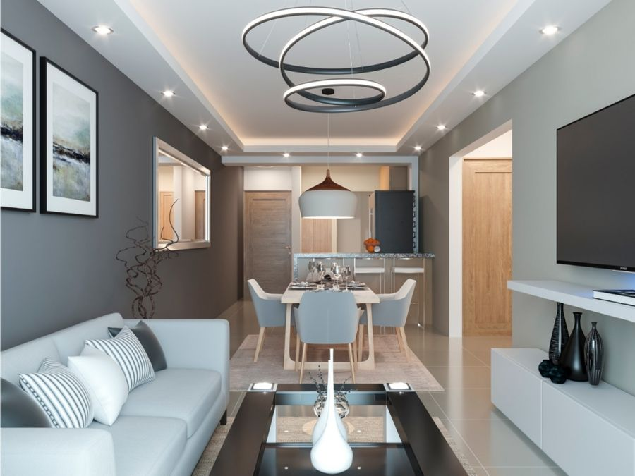 venta apartamentos us85000 urb tropical km 7 d n