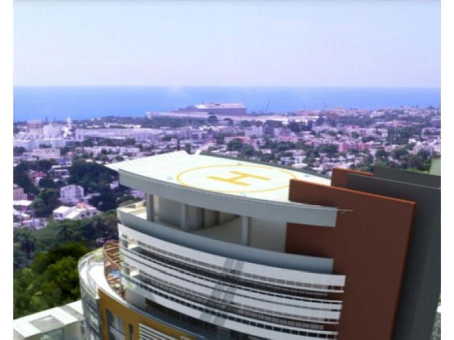 vendo gran penthouse de 965 mts2 bella vista sur