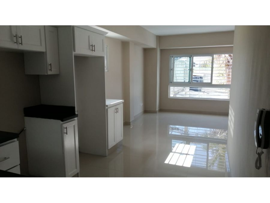 vendo apartamento av independencia 45 mts rd2600000