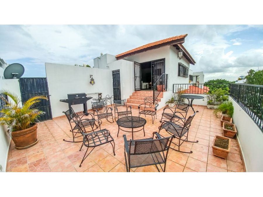 vendo pent house arroyo hondo santo domingo d n