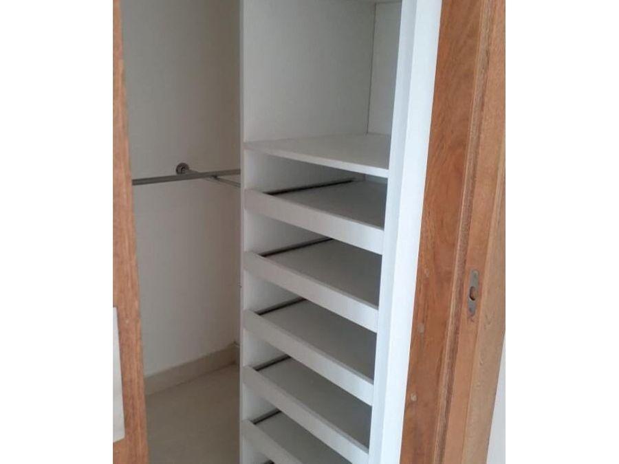 acogedor apartamento en alquiler los cacicazgos d n