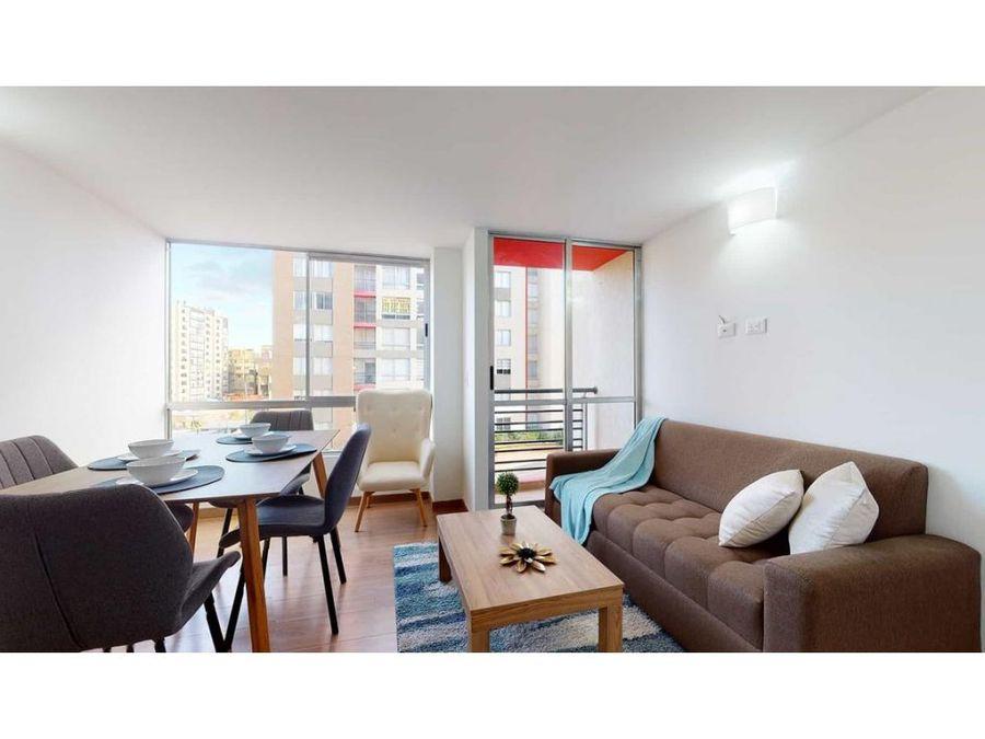 apartamento en venta en engativa 5 anos de construido