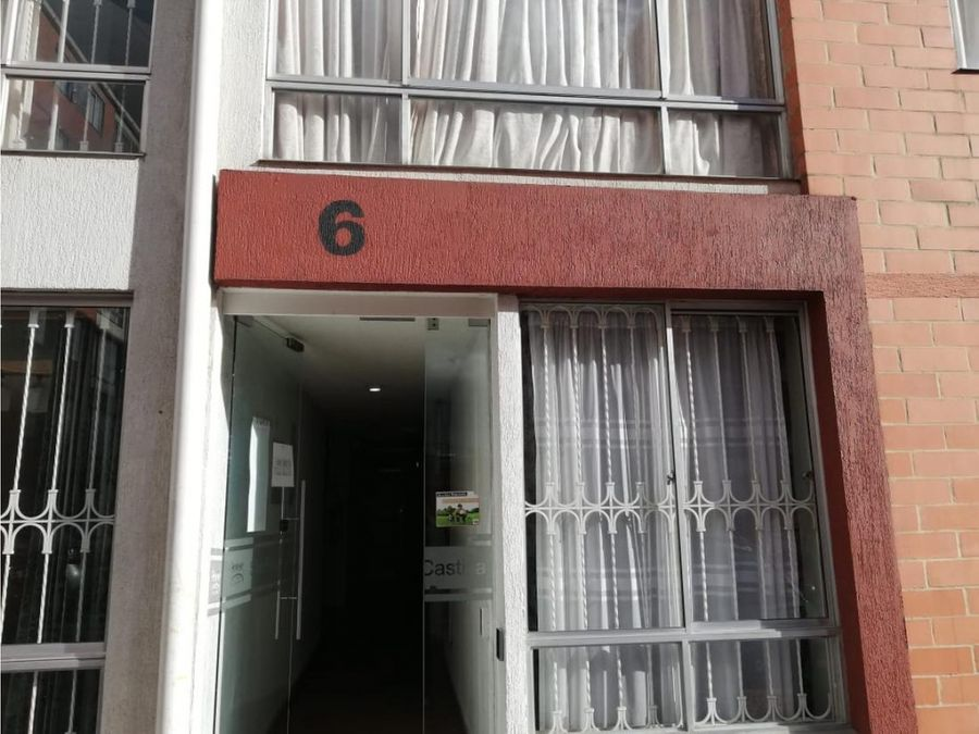 apartamento en venta 3 habitaciones en tintala kennedy