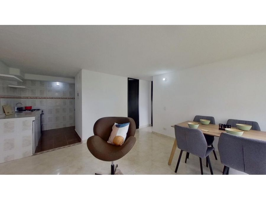 apartamento en venta en el corzo bosa
