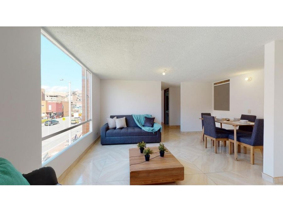 apartamento en venta en hogares de soacha soacha