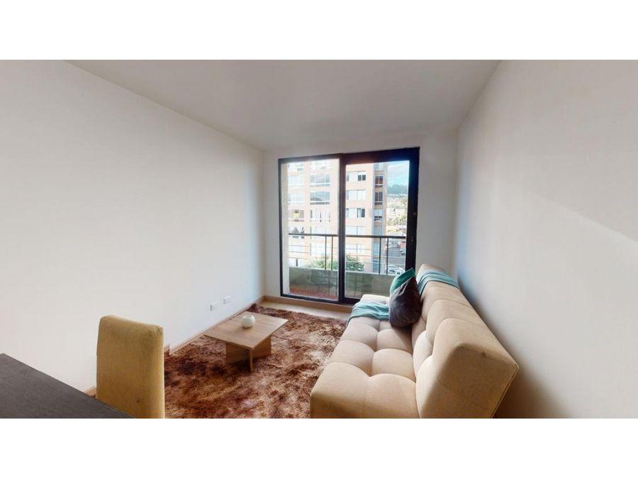 apartamento en venta en el verbenal usaquen