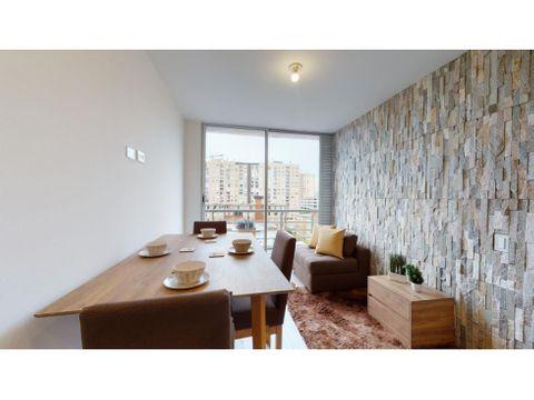 apartamento en venta en villemar fontibon