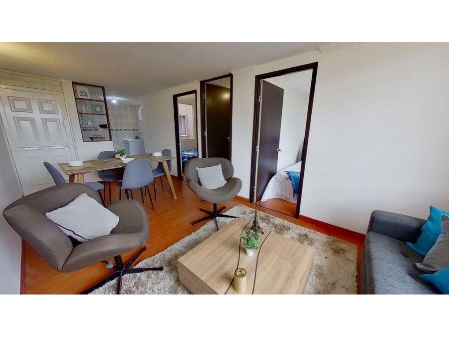 apartamento en venta en nuevo techo kennedy