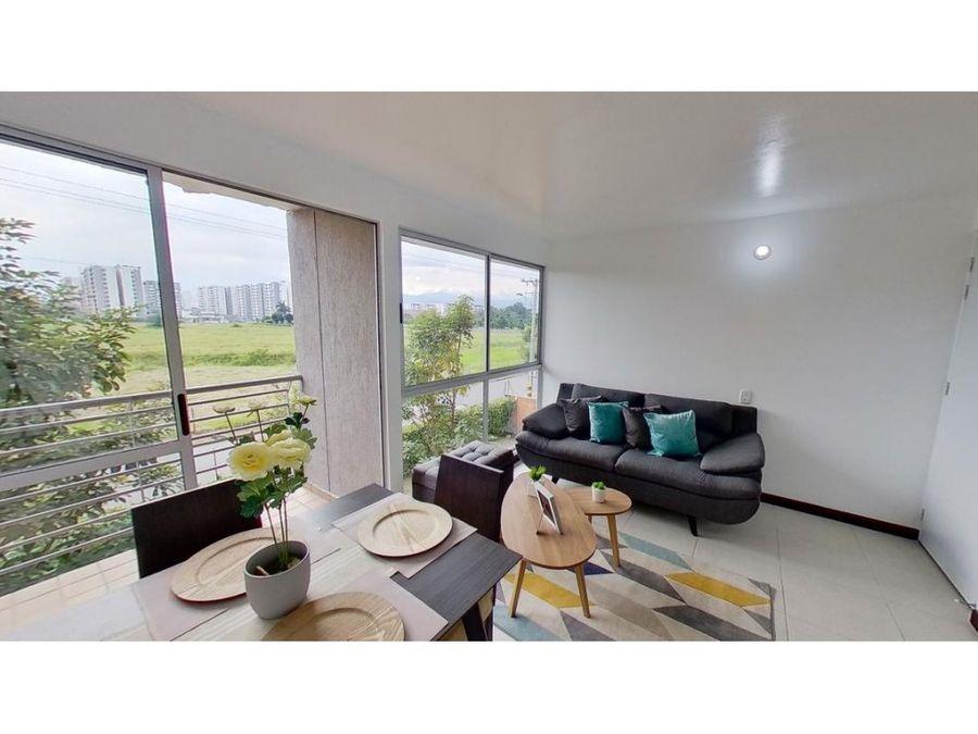 apartamento en venta en valle del lili cali