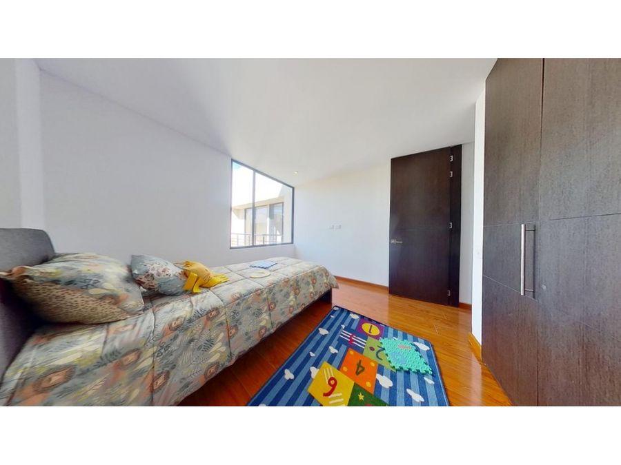 apartamento en venta en rincon del cedro usaquen