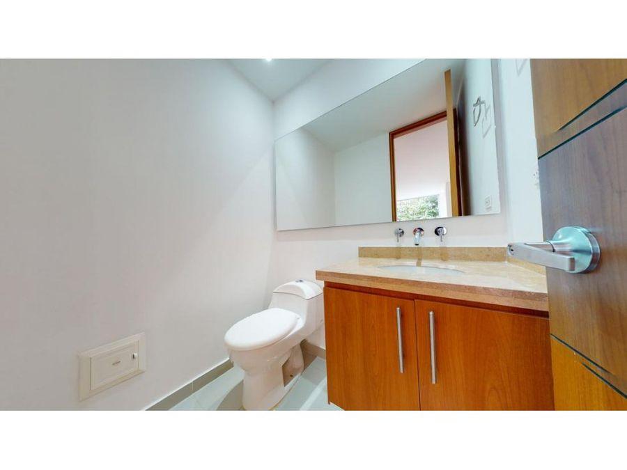 apartamento en venta de 3 habitaciones en los cedros usaquen
