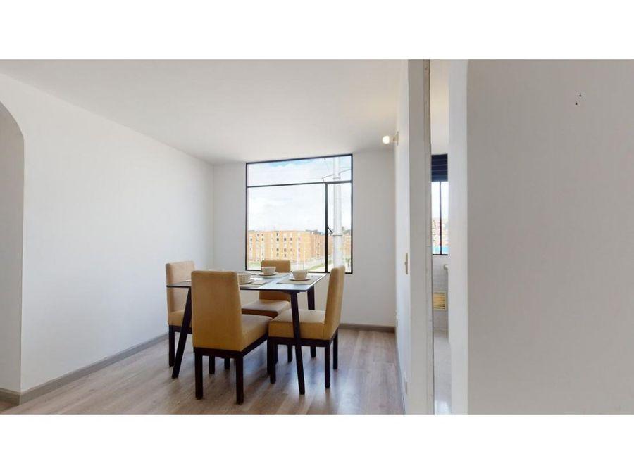 apartamento en venta en tejares soacha