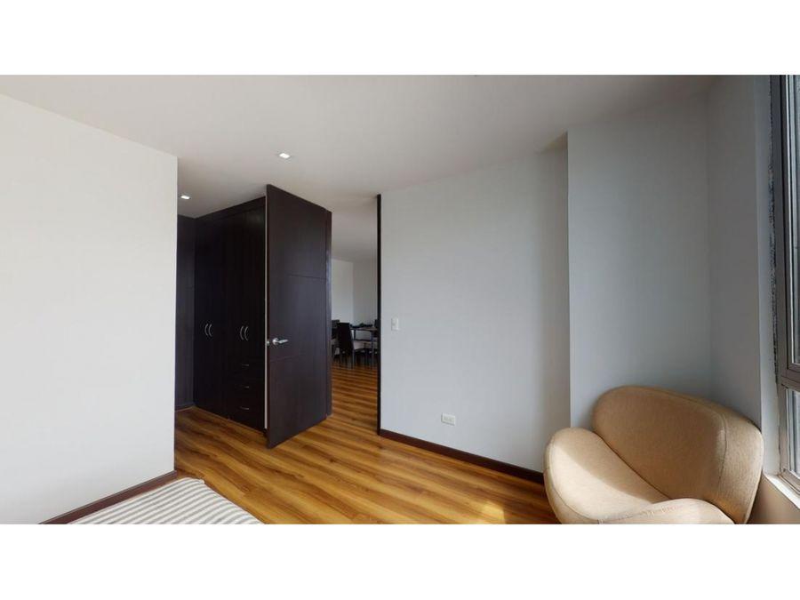 apartamento en venta en los cedros usaquen